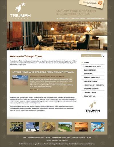 Triumph Travel